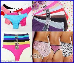 Wholesale Lot 25 50 100 Lace Thongs G-String Tangas Lingerie Panties Underwear