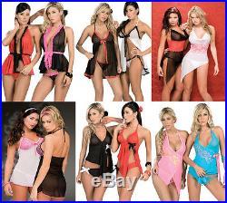 Wholesale Lot 30 Pcs Sexy Lingerie Bikini Clubwear Business Opportunity S M L