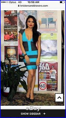 Wholesale Lot 8 NEW Bodycon Bandage Dresses Red Carpet Styles AUS XS S M L
