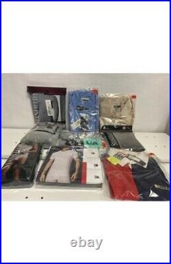 Wholesale Lot Resale Womens & Mens Designer Clothing & Accs. New $1,000 MSRP
