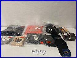 Wholesale Lot Resale Womens & Mens Designer Clothing & Accs. New 25 Pieces