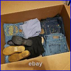 Wholesale Lot Womens High End Designer Mixed Clothing Apparel 35 Pcs