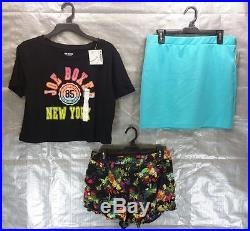 Wholesale Lot of 100 Assorted Junior Girl's Clothing Brand New FREE SHIP