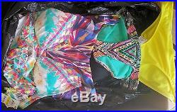 Wholesale Lot of 101 High End Womens Swimsuits Swimwear Brand New Manifested 10