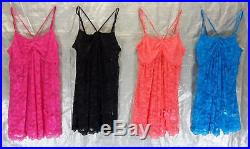 Wholesale Lot of 55 Assorted Intimates Lingerie Sexy Sleepwear Women Mixed Sizes