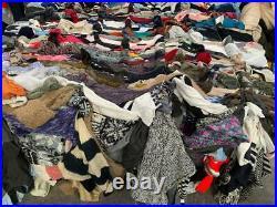 Wholesale Mixed Clothing Lot 17.5 Tonne