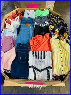 Wholesale Resale Lot NWT Women's Clothing from MAJOR DEPARTMENT STORE