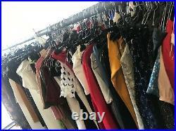 Wholesale Shop Clearance Branded Dresses x 100
