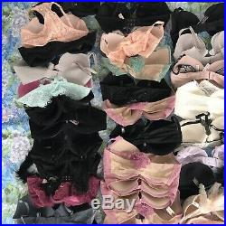 Wholesale Victorias Secret NWT Bras 34D, 34DD, 34DDD, 34C