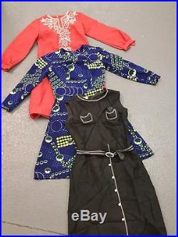 Wholesale Vintage 60's And 70's Dresses X 50
