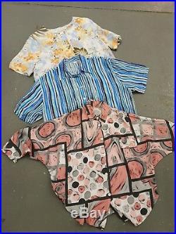 Wholesale Vintage Blouses Shirts 90s 80s X 200