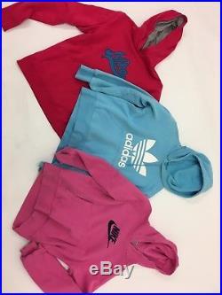Wholesale Vintage Branded Mens Womens Hoodies Adidas Nike Puma Champion X 30