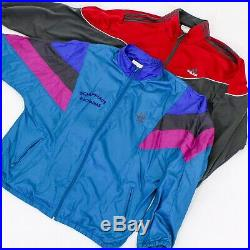 Wholesale Vintage Branded Mens Womens Jackets Adidas Nike Puma X 30