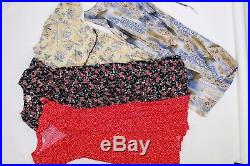 Wholesale Vintage Floral Dresses Playsuits X 50