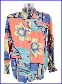 Wholesale Vintage Lot Of 40 Women's Blouses 70s 80s 90s Patterned Floral
