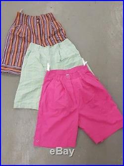 Wholesale Vintage Retro Women's Shorts 80s 90s X 50