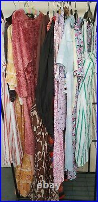 Wholesale Vintage Summer RetroStyle 60's 70s Dress Mix X 50