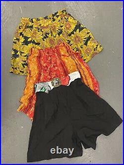 Wholesale Vintage Womens Summer Shorts 90s Y2k X 50