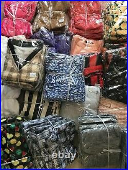 Wholesale clothing Joblot clearance of NEW womens stock private label 25pcs