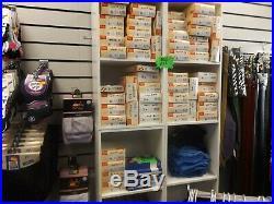Wholesale job lot of 51 Triumph'Doreen' Bra's BNWT mostly white 10 black