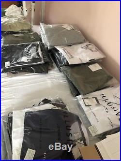 Wholesale joblot mens clothes SikSilk, Illusive London, Rose London, GFN