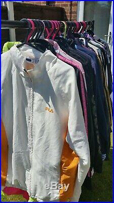 Wholesale joblot mix tracksuit jackets hoodie tops Adidas Nike puma champion x50
