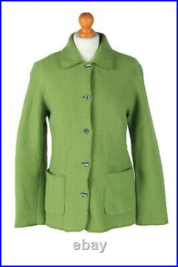 Women Coat Wool Cashmere, Cord Blazer Jacket Vintage Job Lot Wholesale X10-Lot785