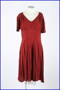 Women Dresses Vintage 90s Retro Wholesale Job Lot Smart Casual Floral x20 Lot820