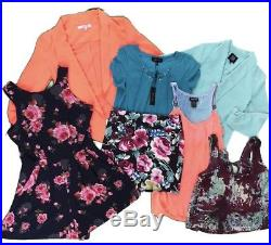 Women's Clothing Lot- 50 pcs Wholesale listing/ Various sizes and brands