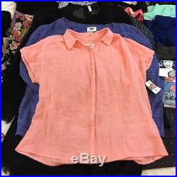 Women's Huge Clothing Lot Wholesale 50 pieces Brand New Target Brands Small-4X