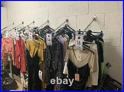 Womens Clothing Joblot Wholesale 100 Pieces Of Mixed Size And Brands Boohoo Plt