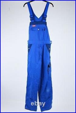 Workwear Dungaree Overall Retro Unisex Vintage 90s Wholesale Job Lot x10 -Lot773