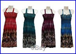 X1 Lot 400 Women Dresses Junior Apparel Tops Mix Summer Clubwear Wholesale S M L