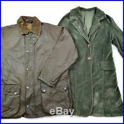 X10 Vintage Italian Coats Wholesale Joblot