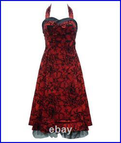 X20 Wholesale Job Lot Hearts & Roses 50s Dresses Coat Fairs Market Car Boot #4