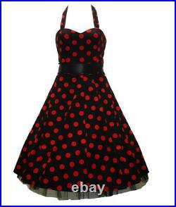 X20 Wholesale Job Lot Hearts & Roses 50s Dresses Fairs Market Car Boot #3